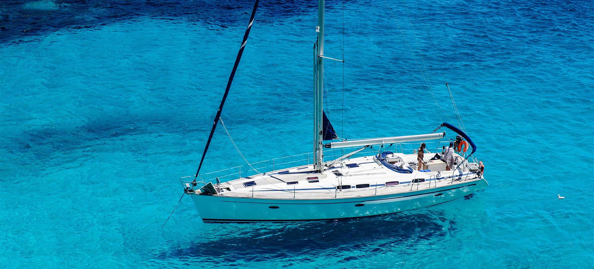 10 Tage segeln - Noa Yachting