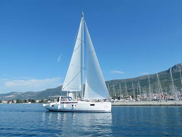 Great news for all Lagoon 450 Bareboat clients!