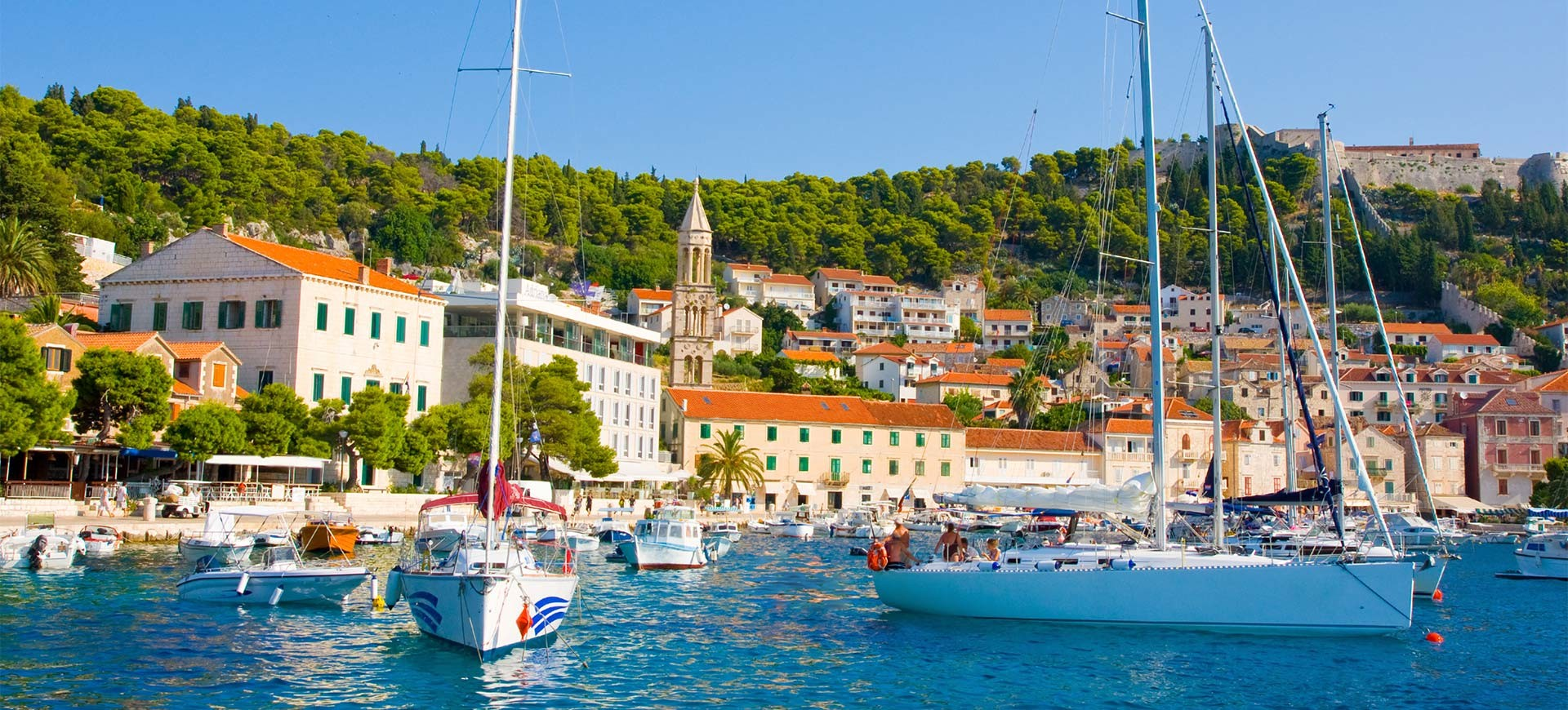 14 Days Sailing (One Way Route): Kaštela - Dubrovnik