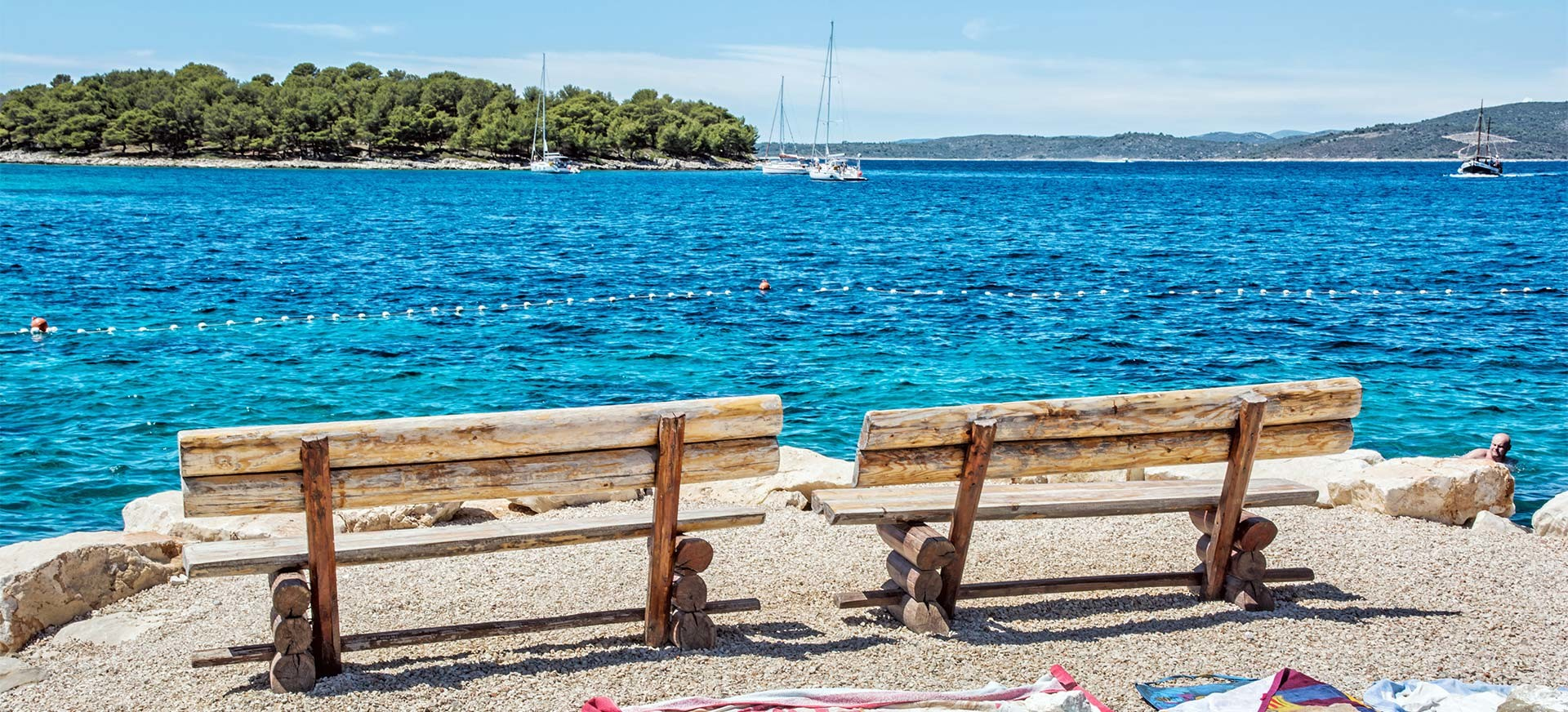 10 must see places during your sailing trip in Croatia