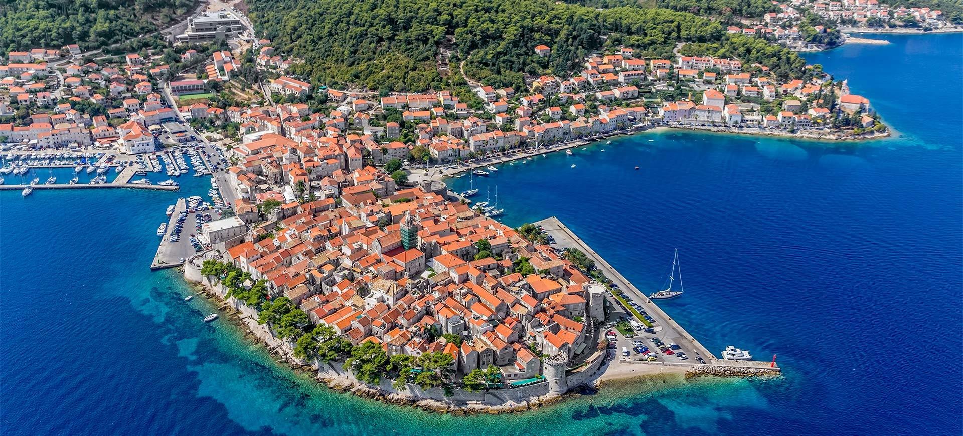 One Way Route: Kaštela-Dubrovnik