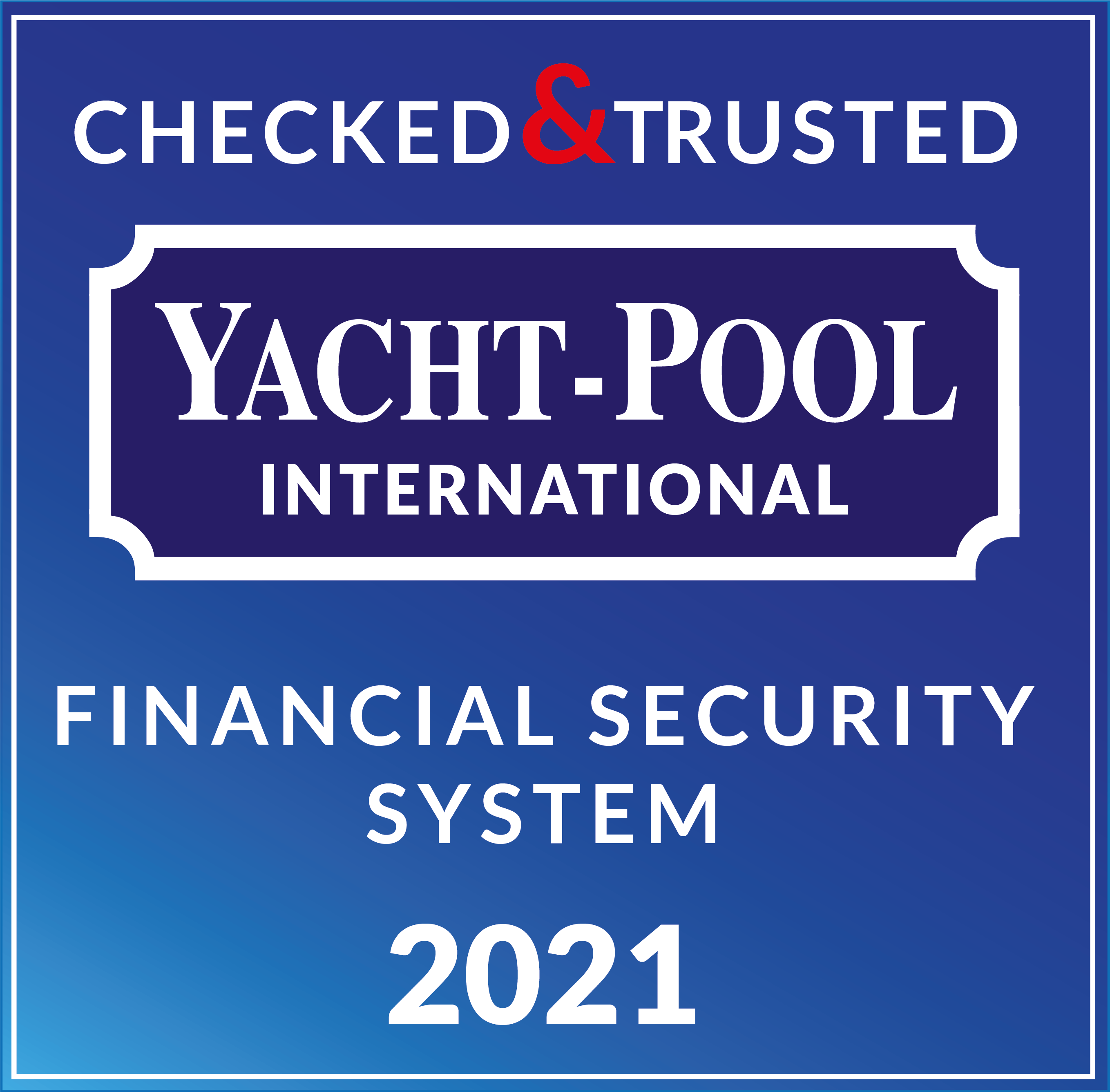 Checked & Trusted by Yacht-Pool International