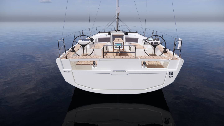 Dufour 470 NEW MODEL