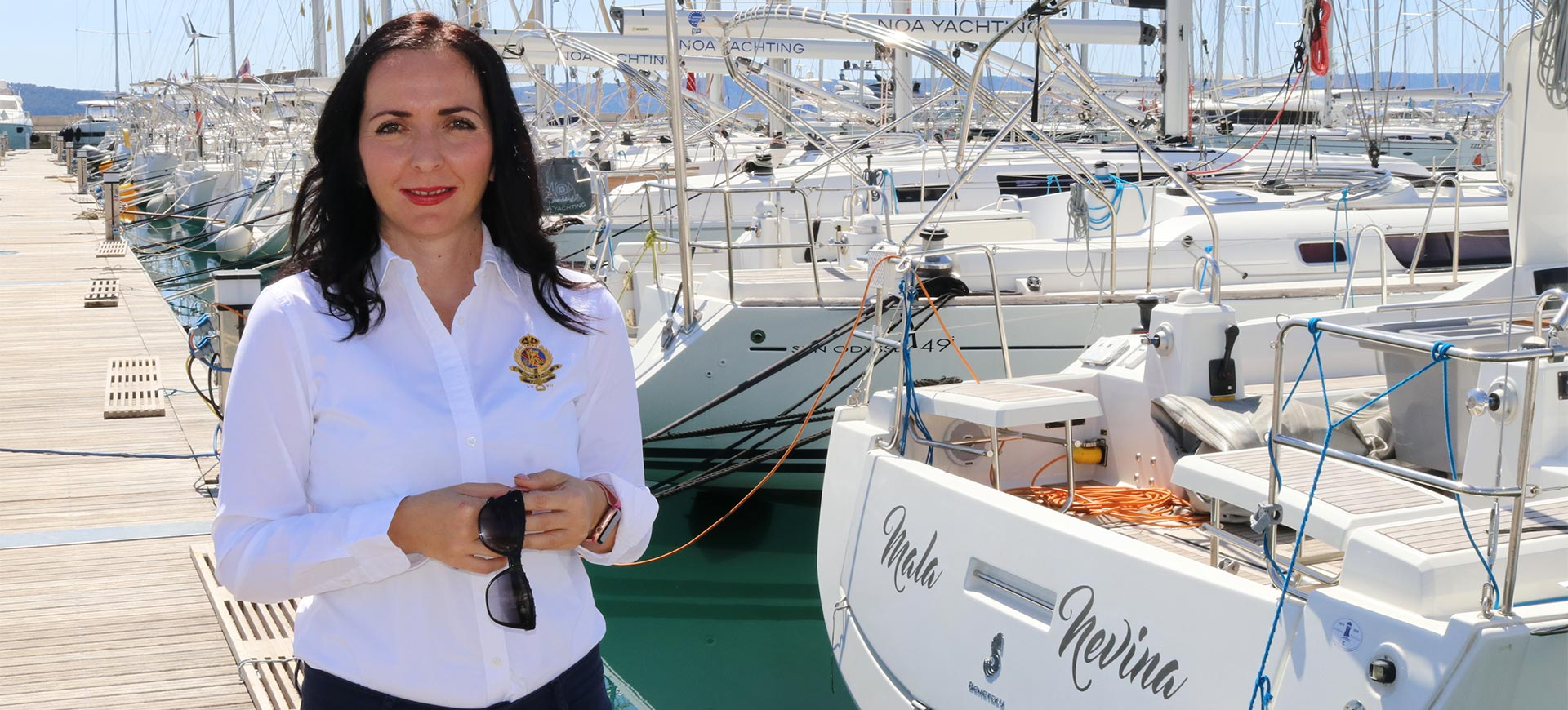 Noa Yachting Charter Management Program
