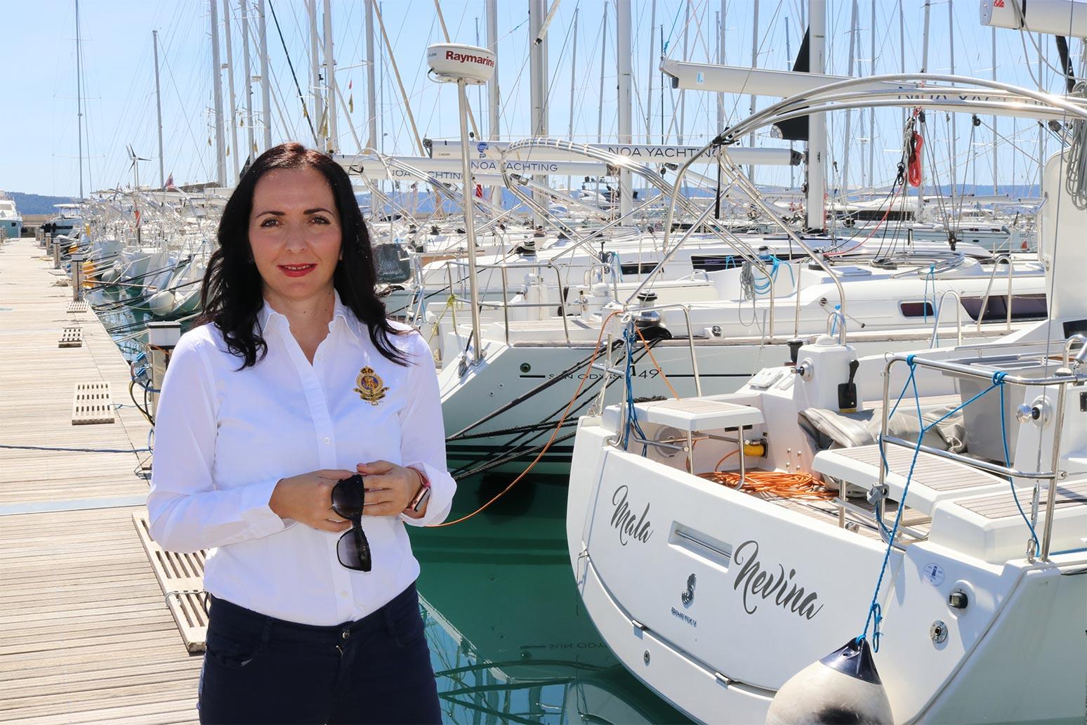 Noa Yachting Charter Management Program