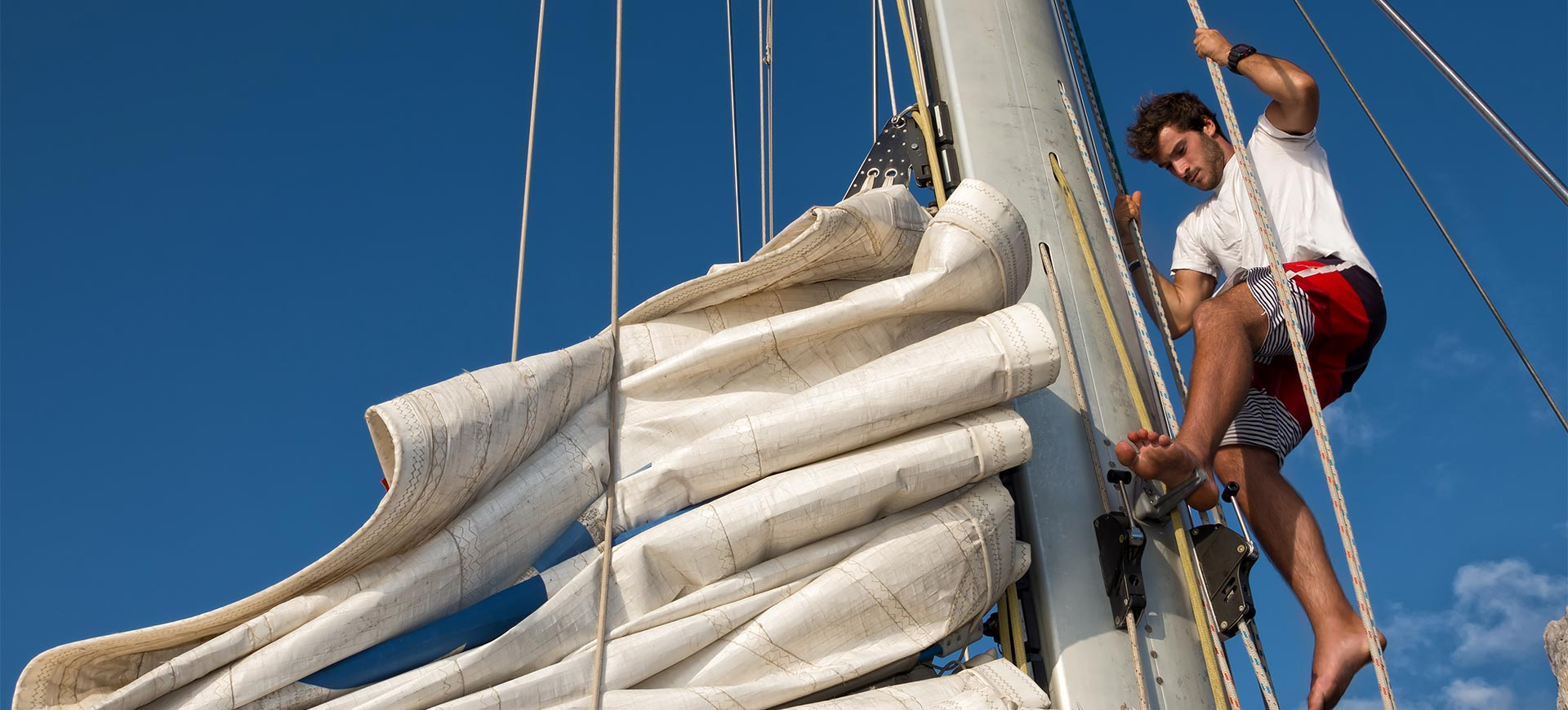 Yacht maintenance & service for charter boats