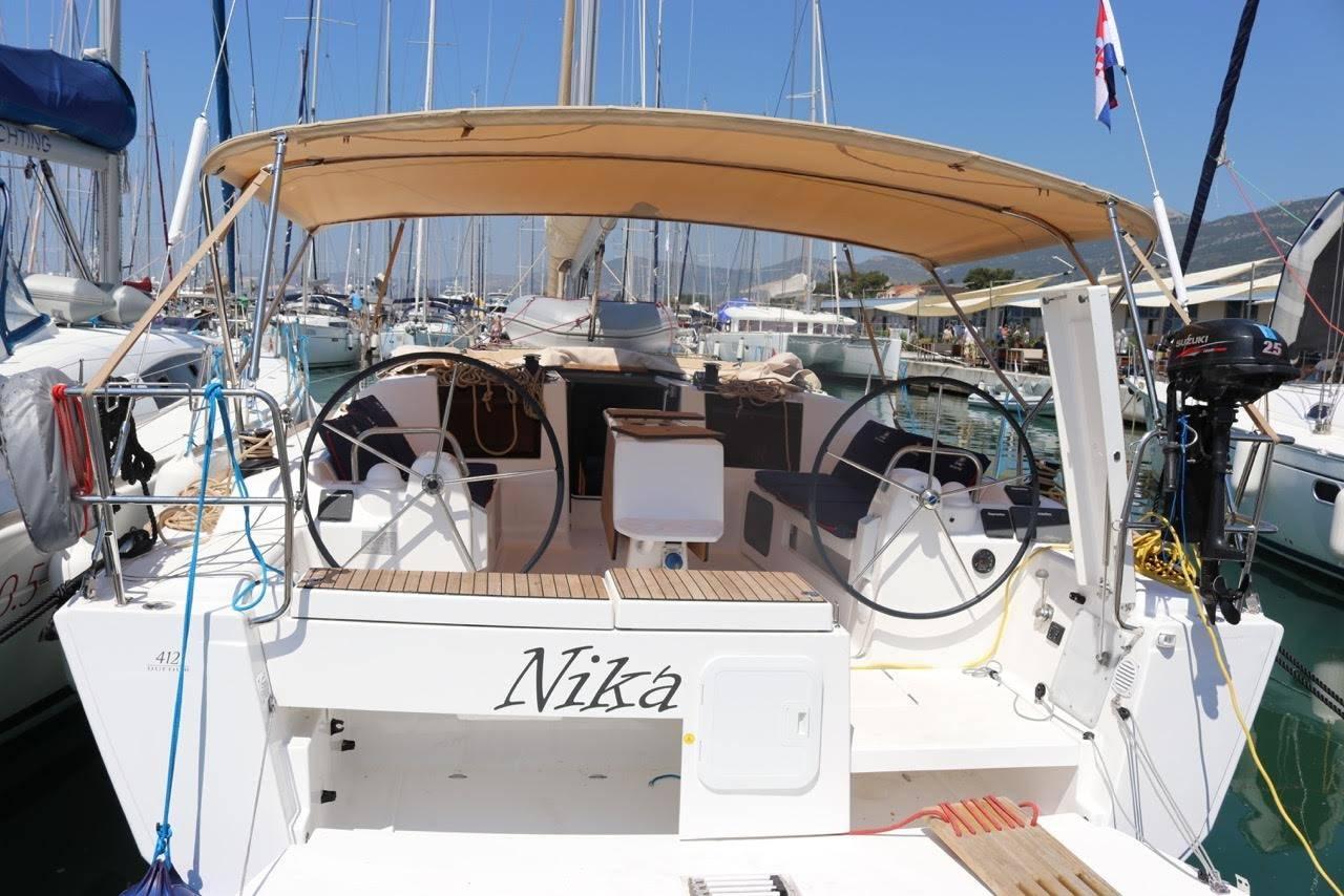 Dufour 412 GL Nika