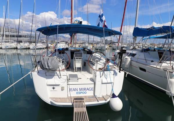 Sun Odyssey 409 Performance Jean Mirage- A/C